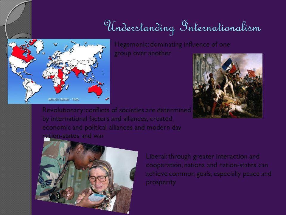 Understanding Internationalism