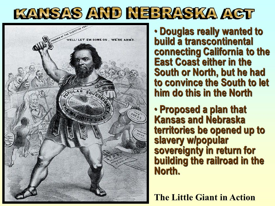KANSAS AND NEBRASKA ACT