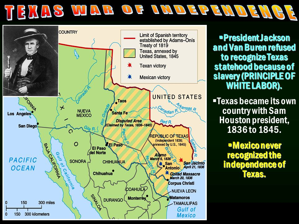 Texas War of Independence