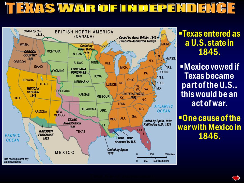 Texas War of Independence1