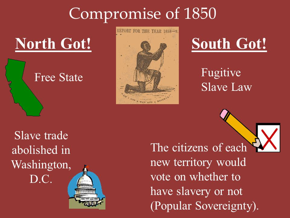 Slave trade abolished in Washington, D.C.