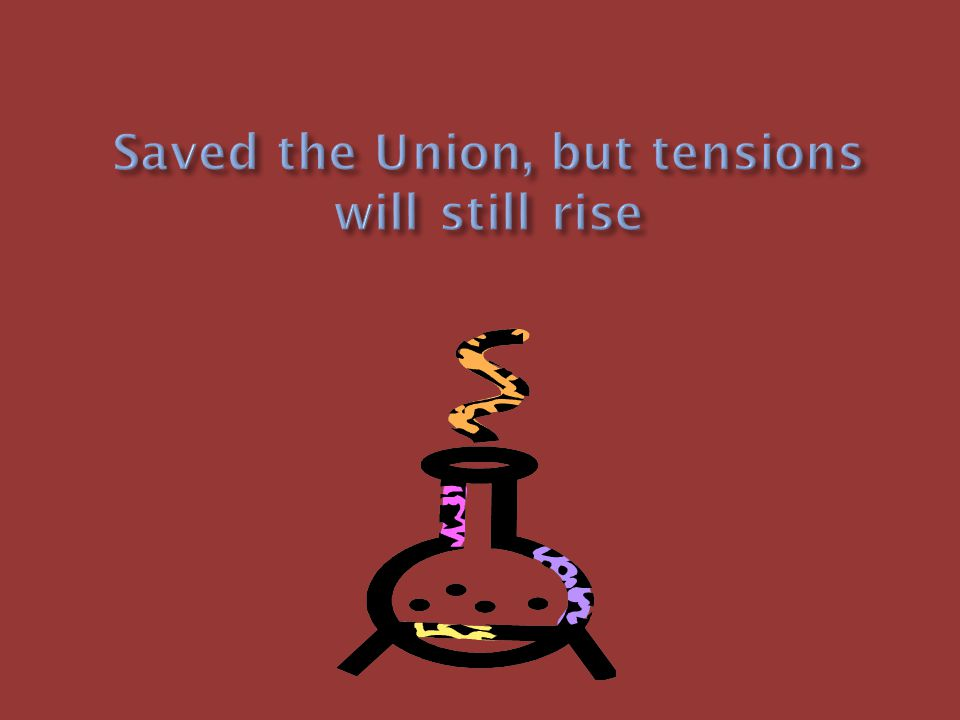 Saved the Union, but tensions will still rise