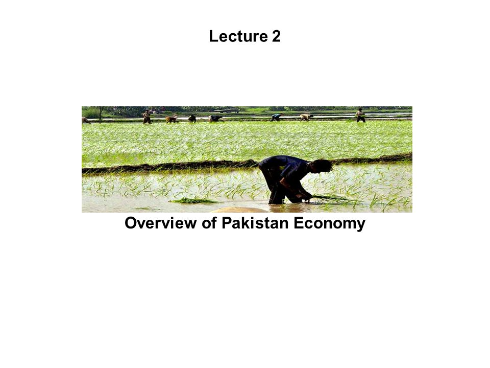 an overview of pakistan