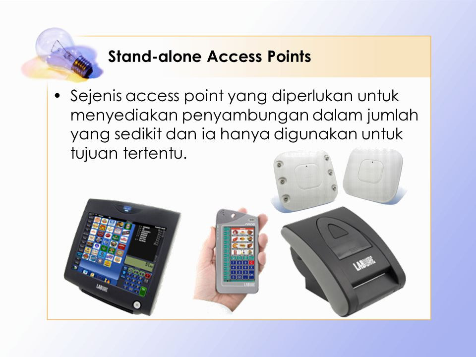 Stand-alone Access Points