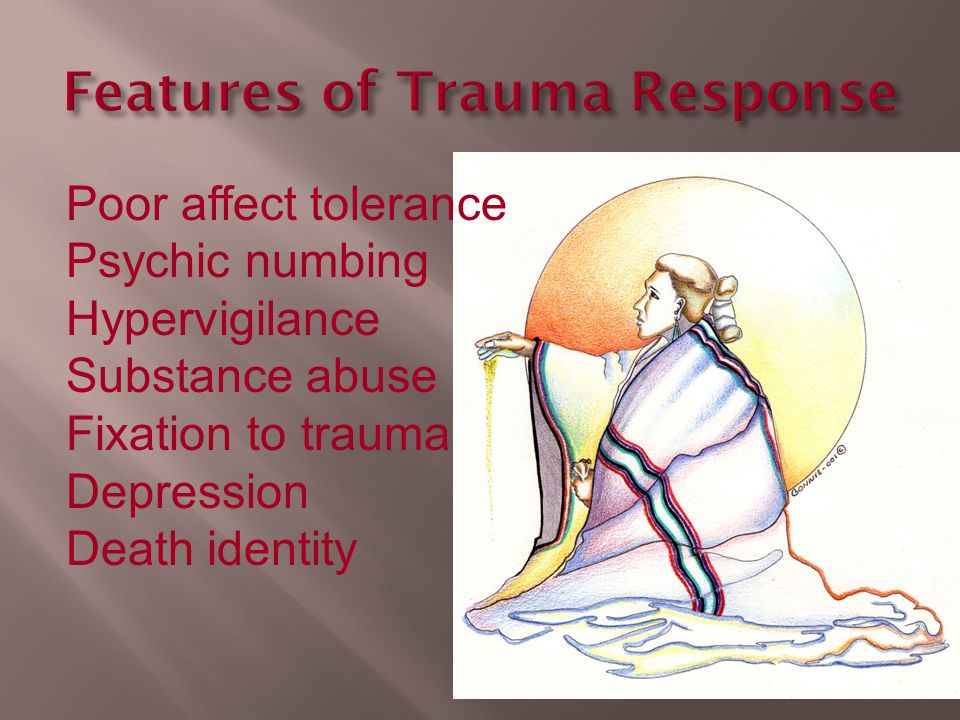 Features of Trauma Response