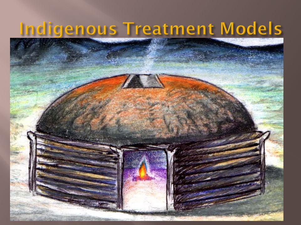 Indigenous Treatment Models