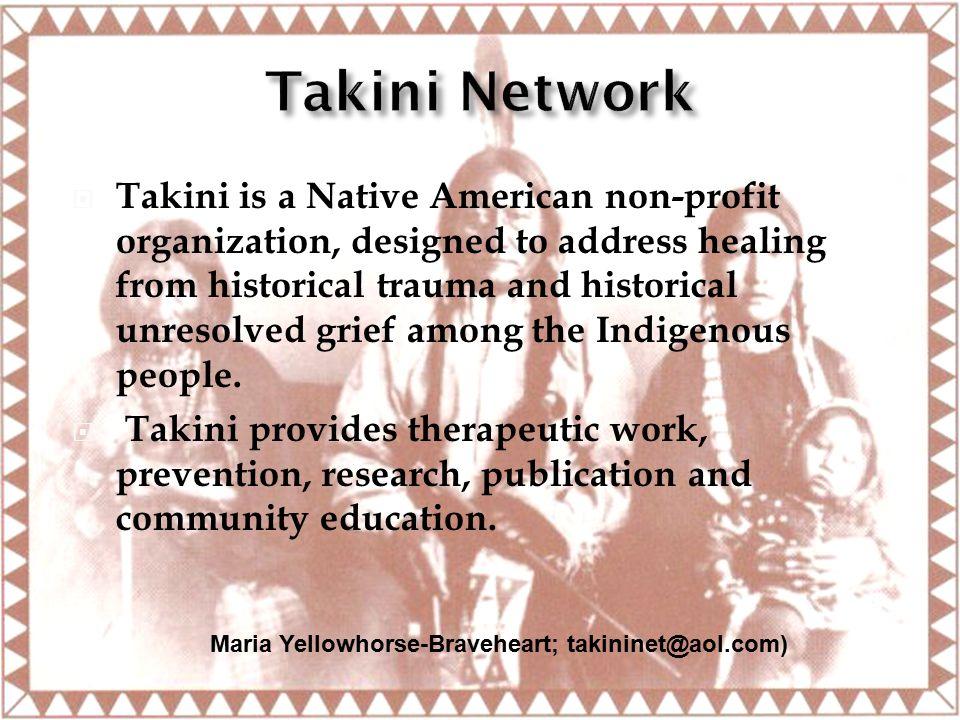 Takini Network