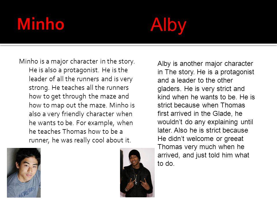 Minho Alby.