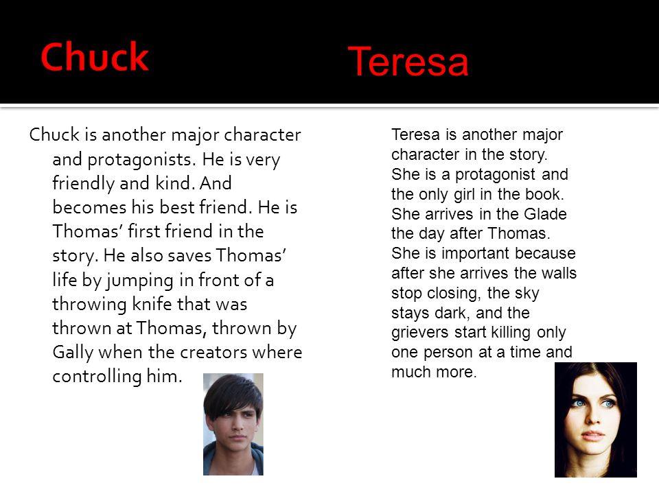 Chuck Teresa.