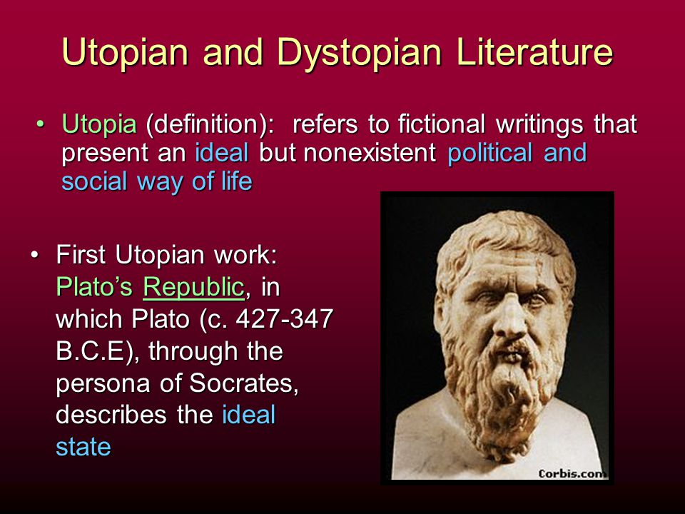 Utopian and Dystopian Literature