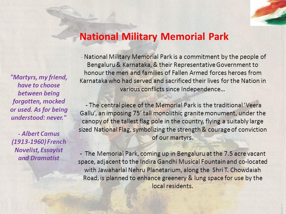 National Military Memorial Park