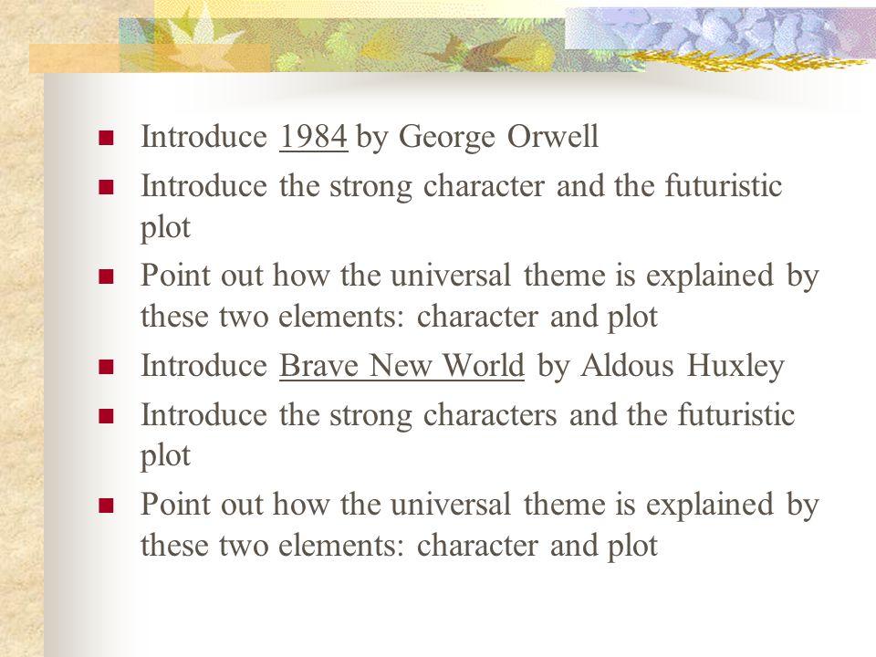 Introduce 1984 by George Orwell