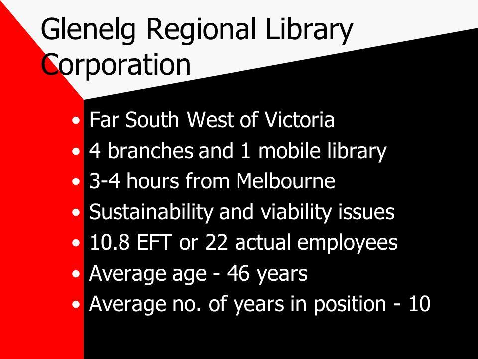 Glenelg Regional Library Corporation