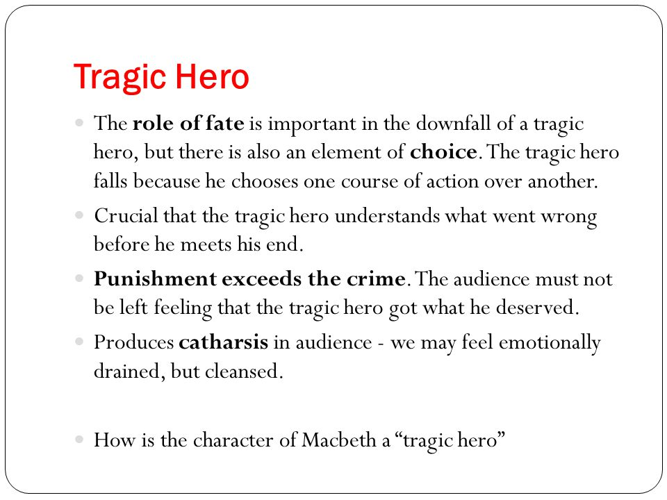 the tragedy of the tragic hero macbeth Download pdf books: macbeth tragedy and the tragic hero download macbeth tragedy and the tragic hero book from highspeed mirror.