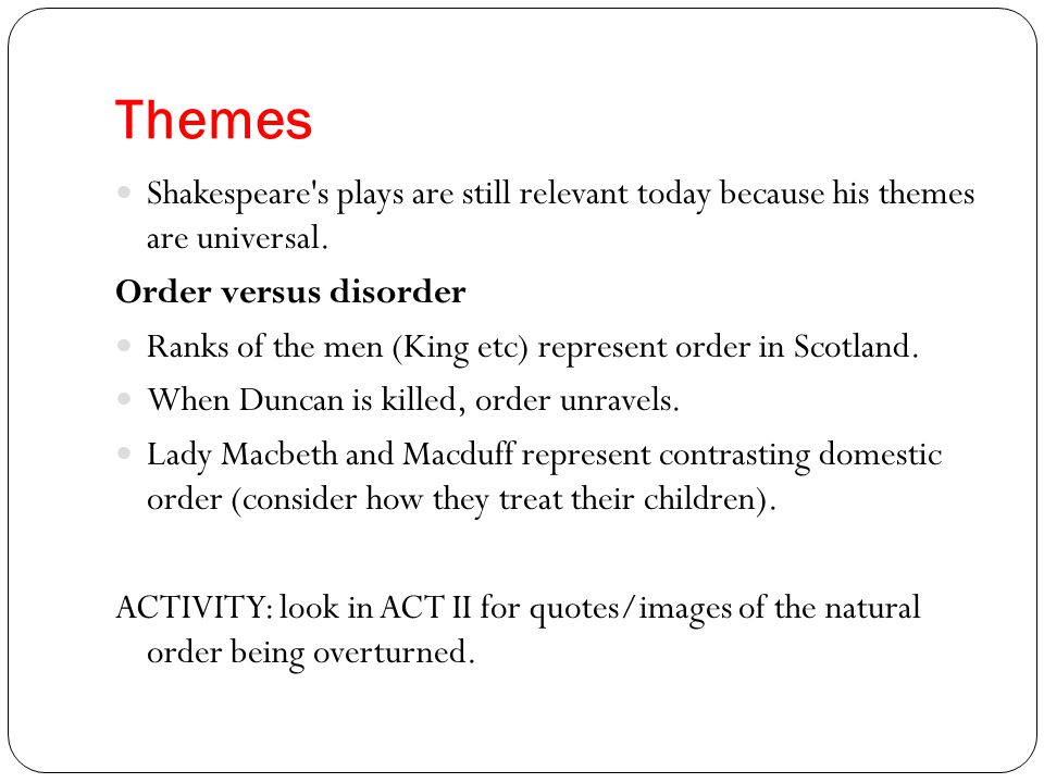 Macbeth (Grades 9–1) York Notes