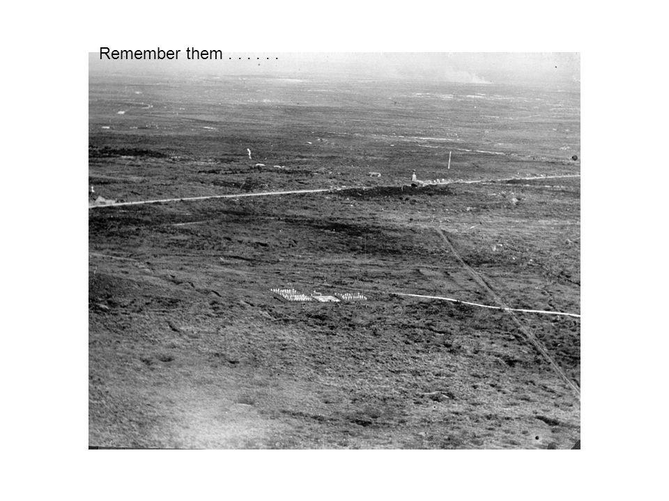 Remember them . . . . . .