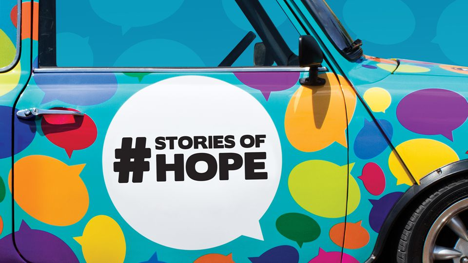 Theme: Stories of hope