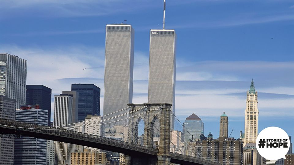 On 11 September 2001, disaster and terror struck America
