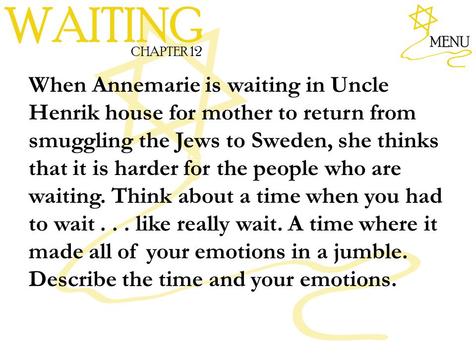 WAITING CHAPTER 12.