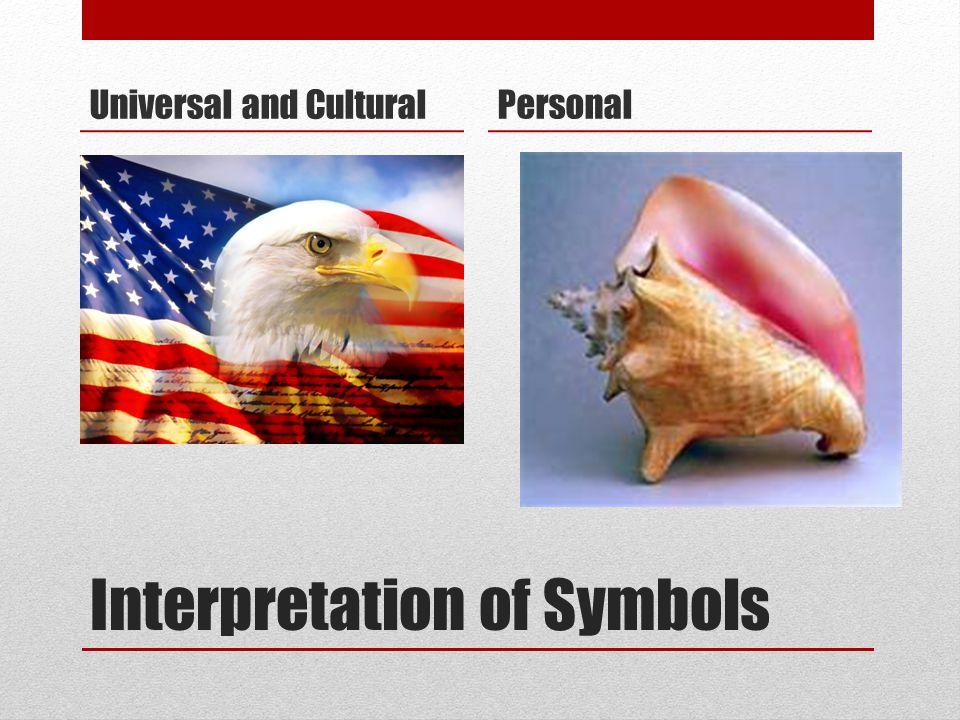 Interpretation of Symbols
