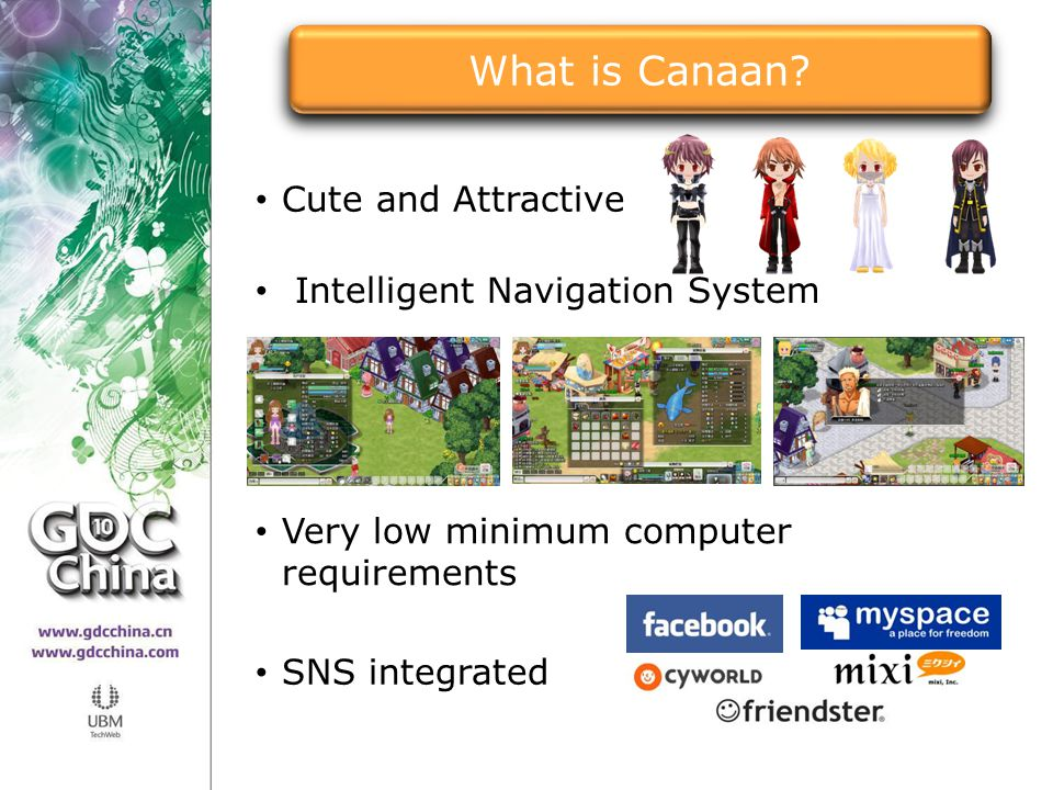 What is Canaan Cute and Attractive Intelligent Navigation System