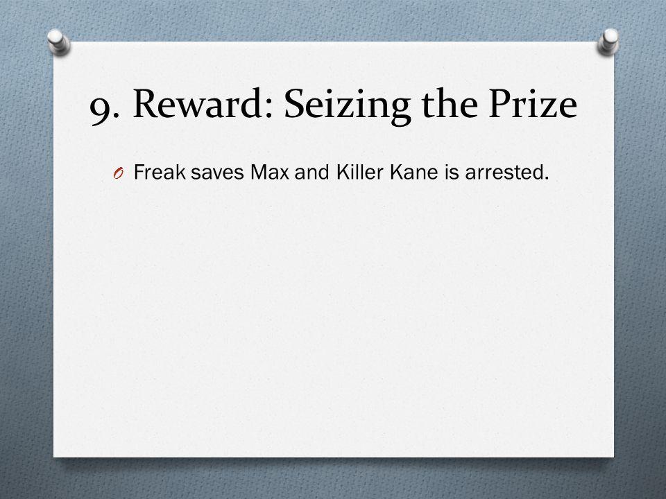 9. Reward: Seizing the Prize