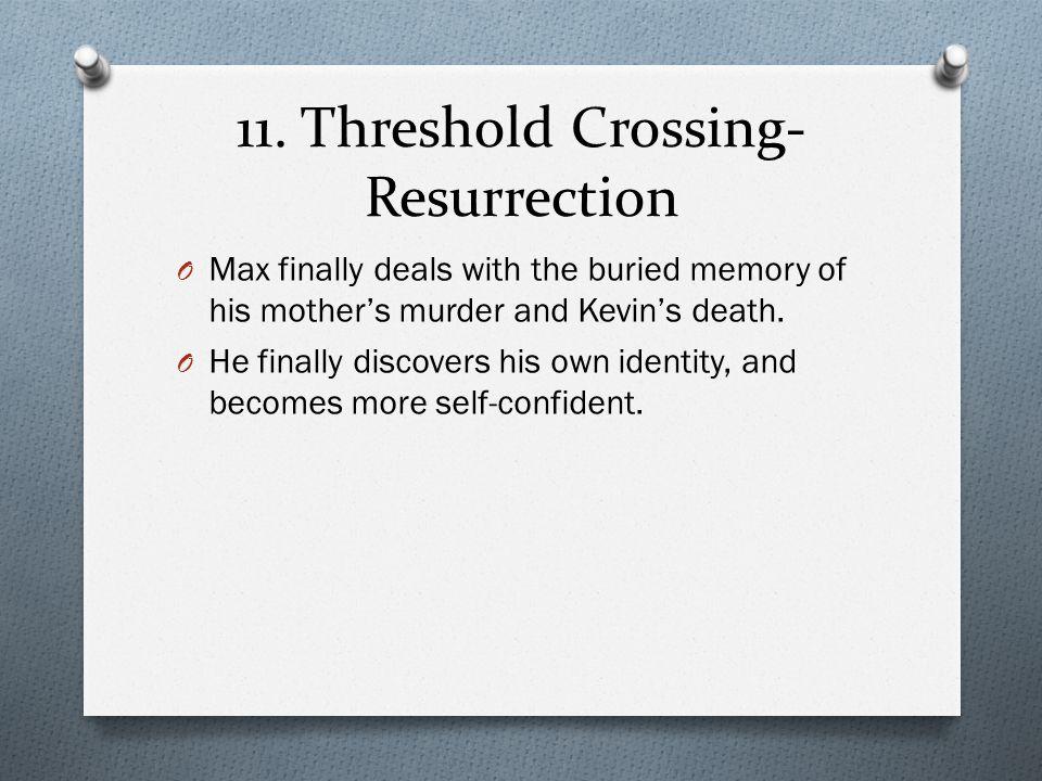 11. Threshold Crossing-Resurrection