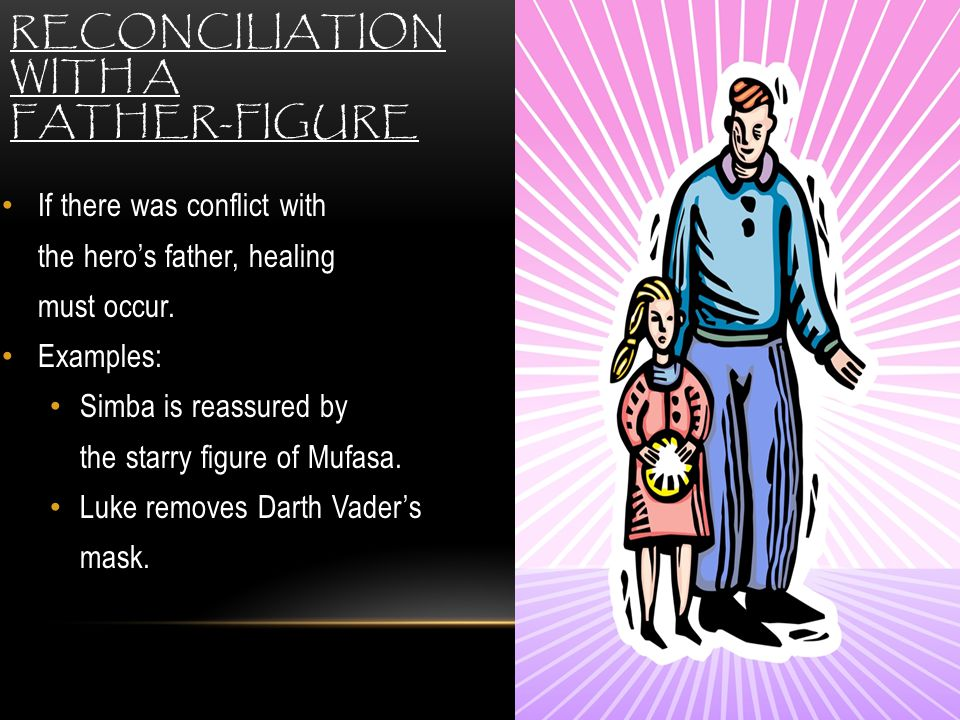 Reconciliation with a Father-Figure