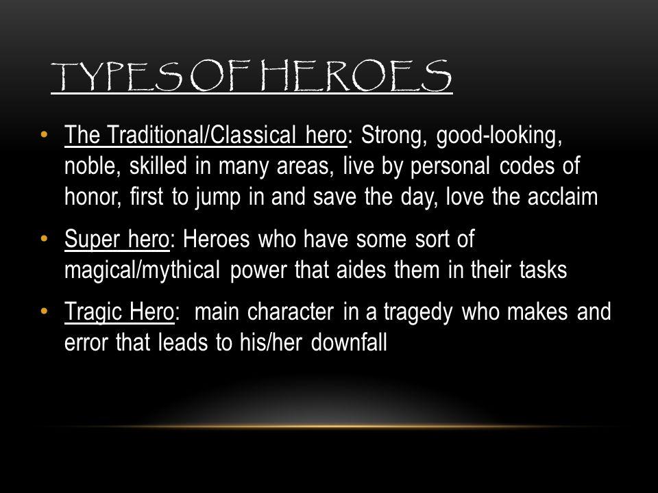Types of Heroes