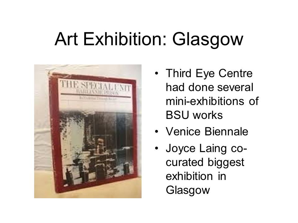 Art Exhibition: Glasgow