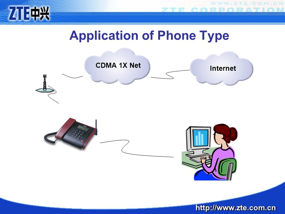 Application of Phone Type