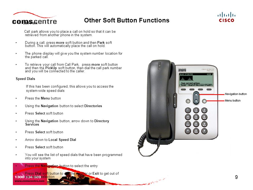 Other Soft Button Functions