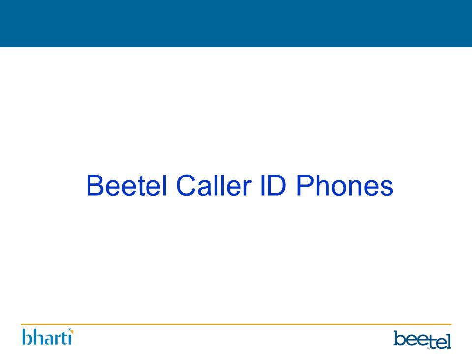Beetel Caller ID Phones