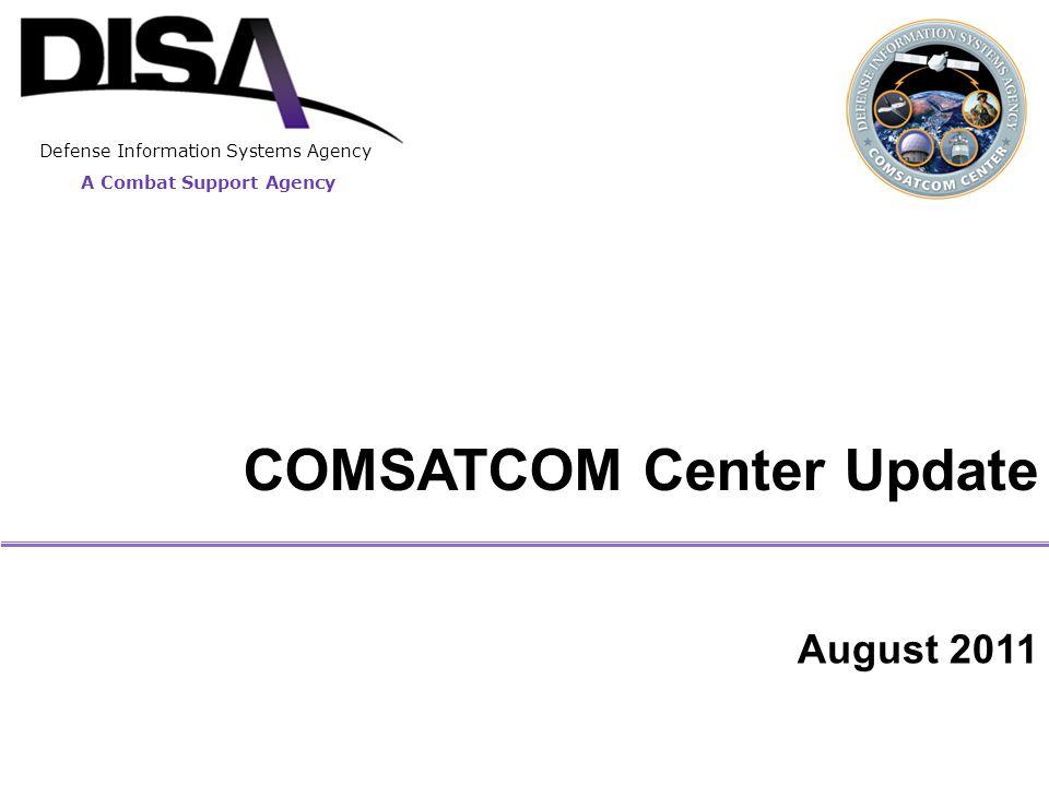 COMSATCOM Center Update