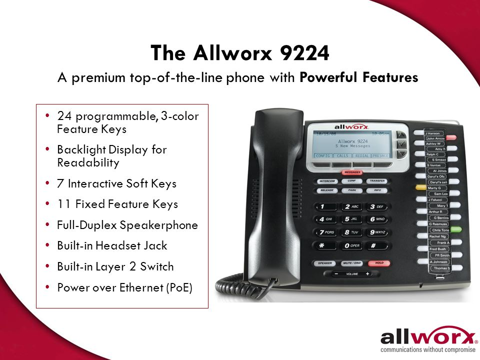 A premium top-of-the-line phone with Powerful Features