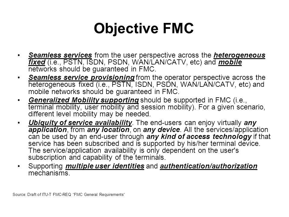Objective FMC