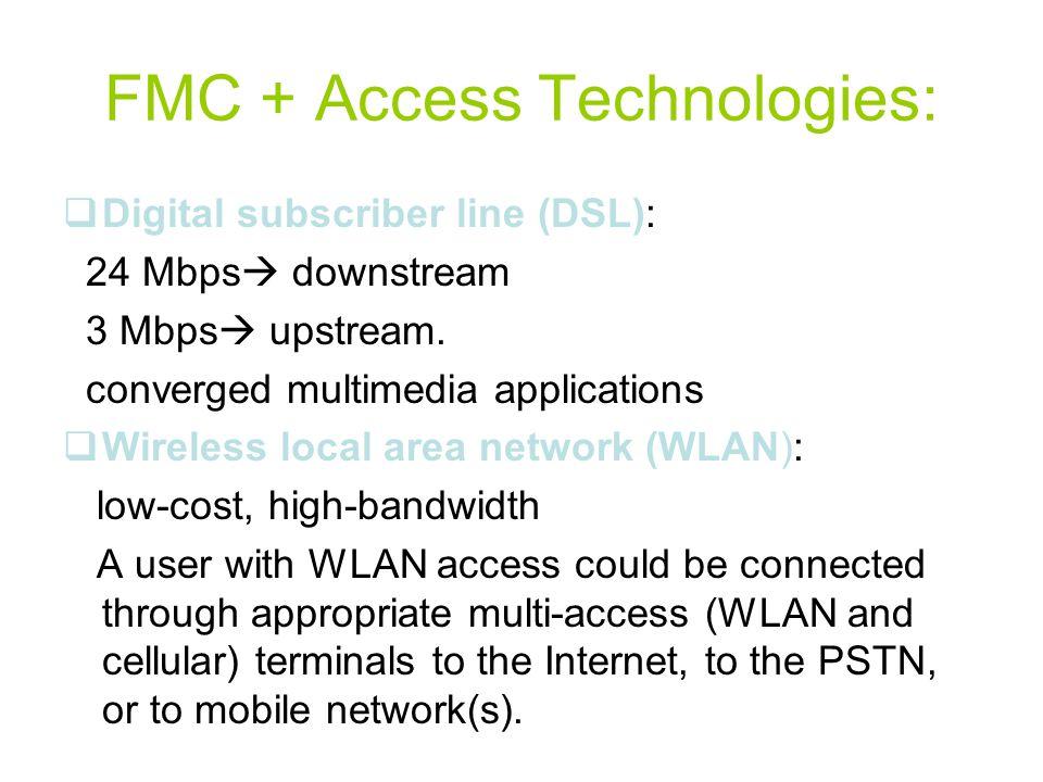 FMC + Access Technologies: