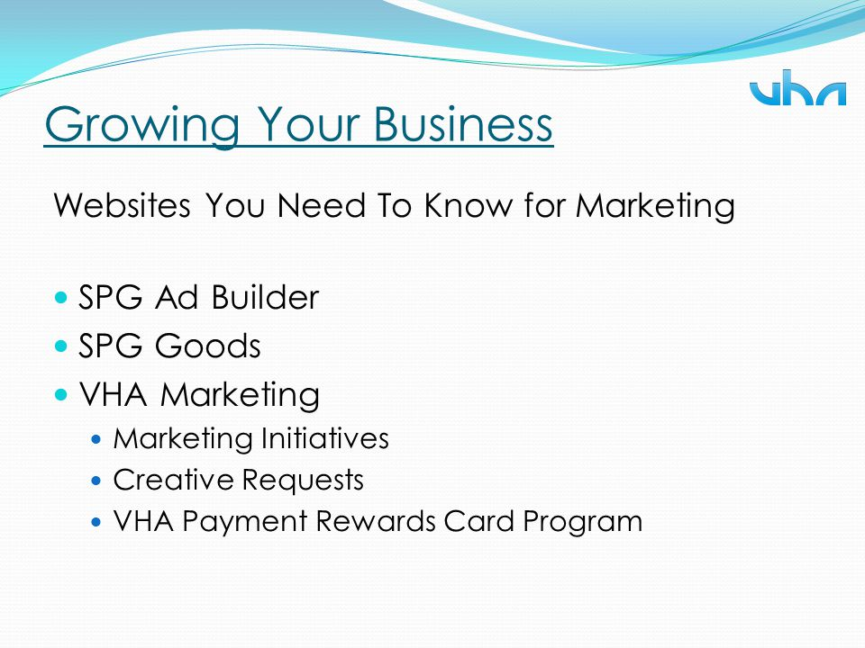 Growing Your Business Websites You Need To Know for Marketing