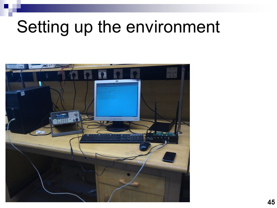 Setting up the environment: Compatibility Issues