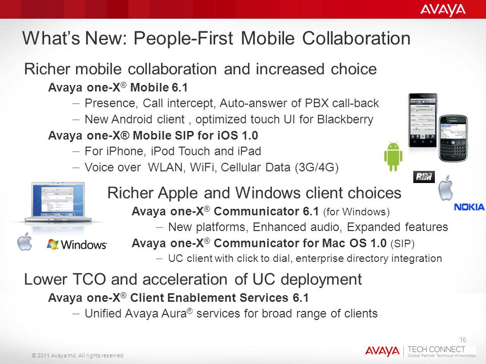 What's New: People-First Mobile Collaboration