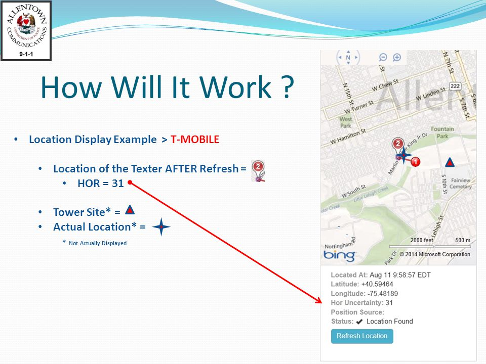 How Will It Work Location Display Example > T-MOBILE
