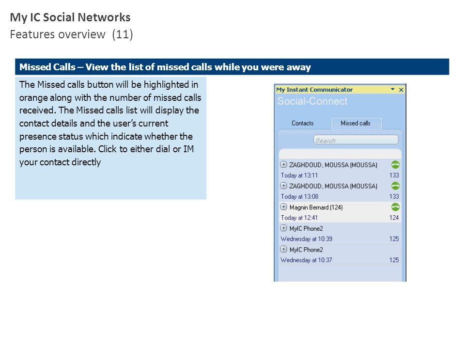 My IC Social Networks Features overview (11)