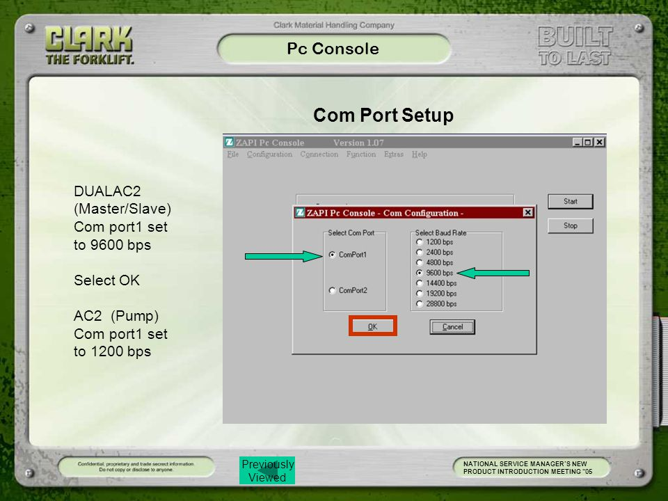 Com Port Setup Pc Console