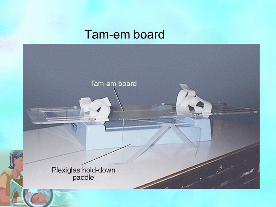 Tam-em board