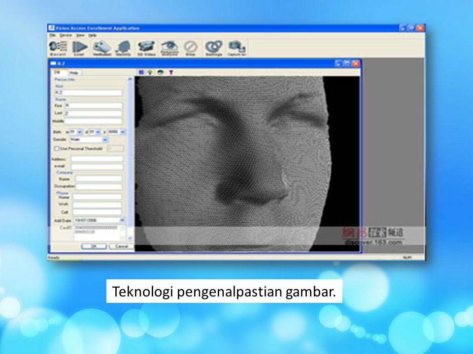 Teknologi pengenalpastian gambar.