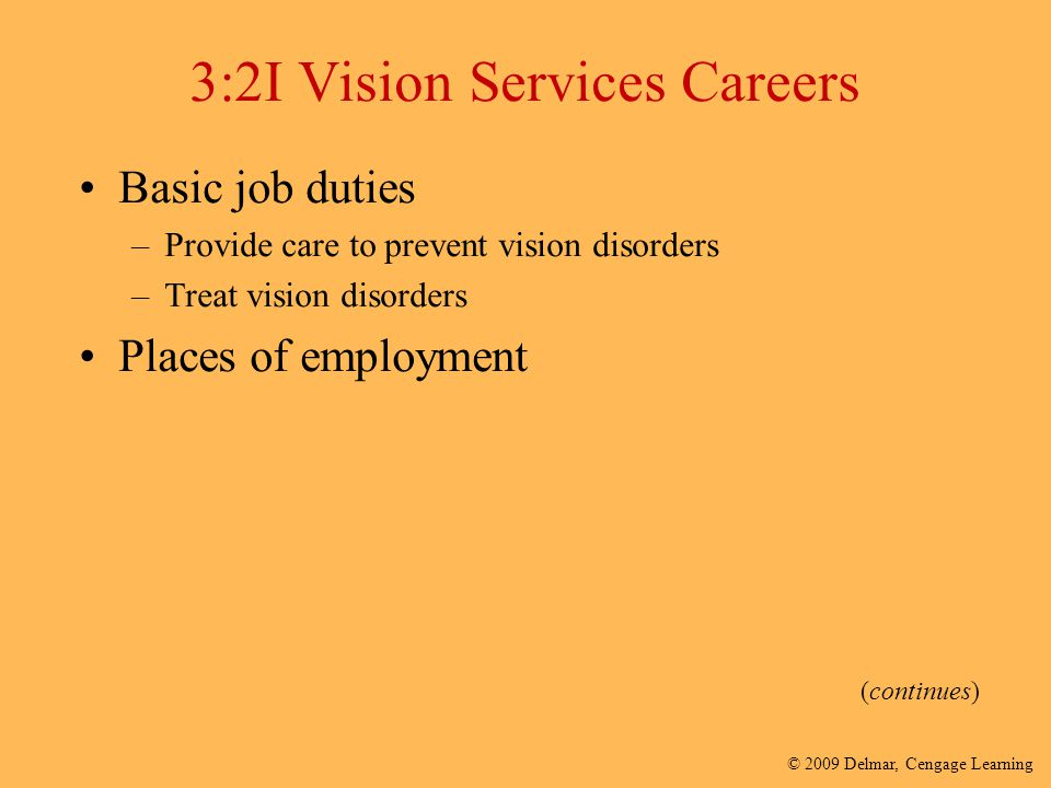 3:2I Vision Services Careers