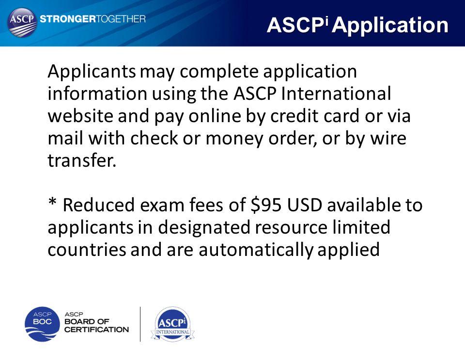 ASCPi Application