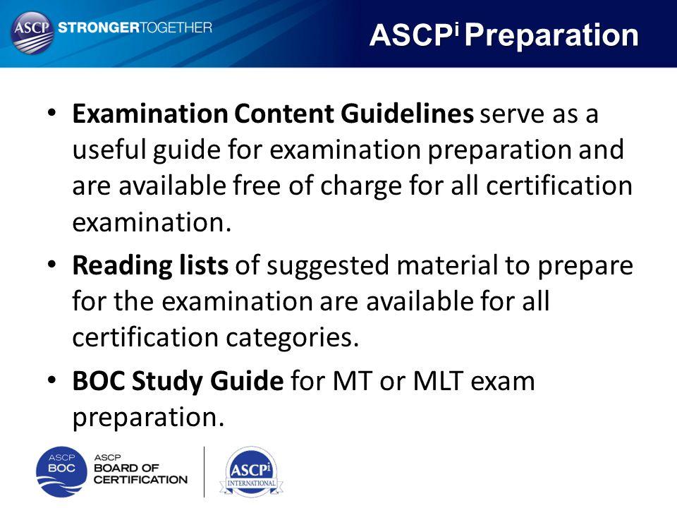 ASCPi Preparation