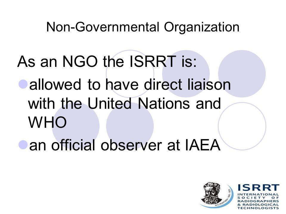 Non-Governmental Organization