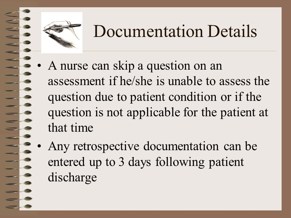 Documentation Details